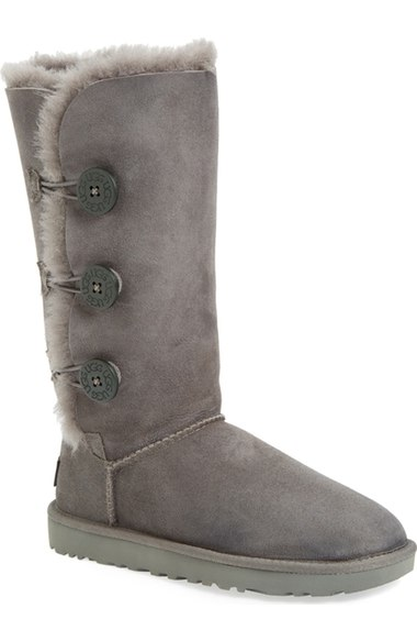 Ugg Suedes 'Bailey Button Triplet II' Boot (Women)