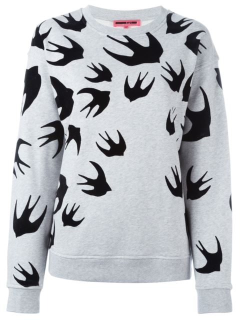 Grey Swallow Signature Sweatshirt