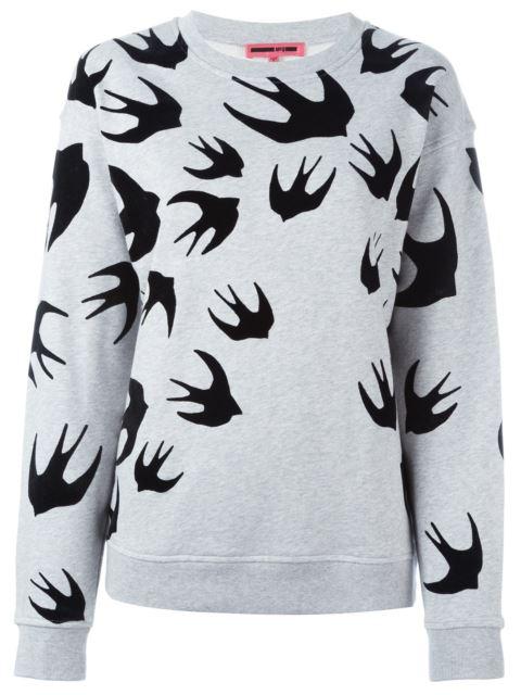 Grey Swallow Signature Sweatshirt