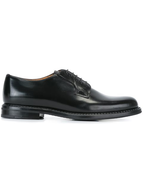 'Shannon' derby shoes