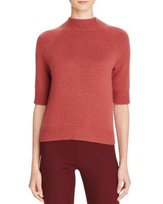 THEORY Jodi B Cashmere Sweater, Bright Berry