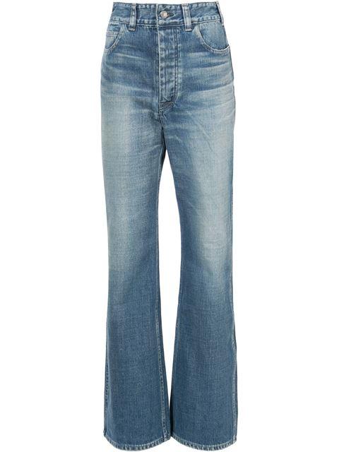 Visvim high waist jeans