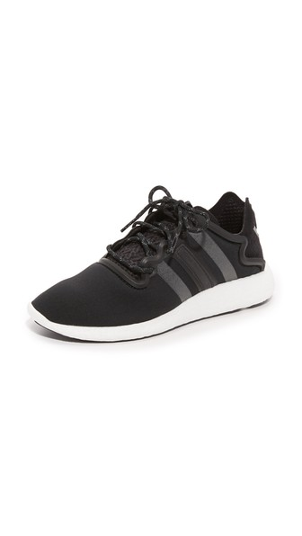 Men's Yohji Run Sneakers in Black