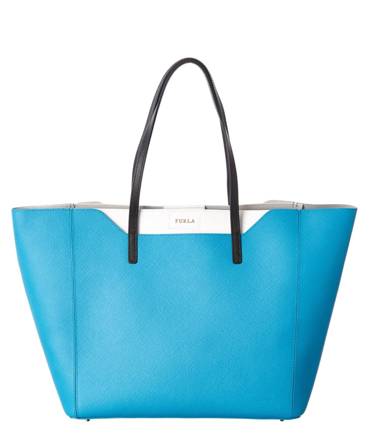 EDEN MEDIUM LEATHER TOTE