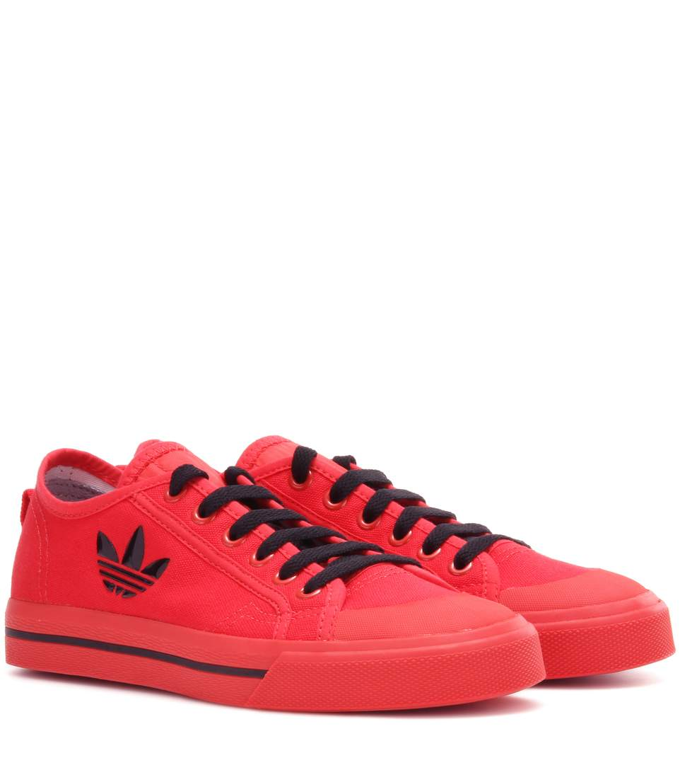 MATRIX SPIRIT LOW CANVAS SNEAKERS