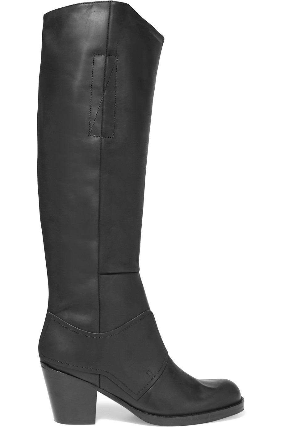 Acne Studios Leathers PISTOL LEATHER BOOTS
