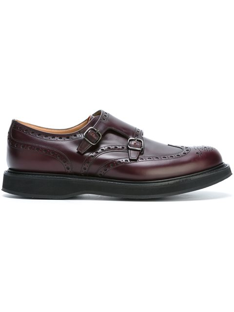 Church's Leathers 'Nettleton' monk shoes
