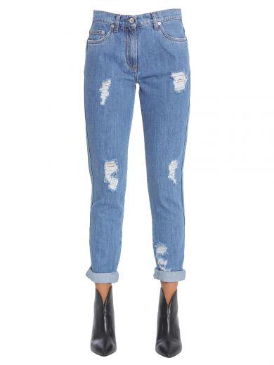 Moschino  Jeans Vita Media