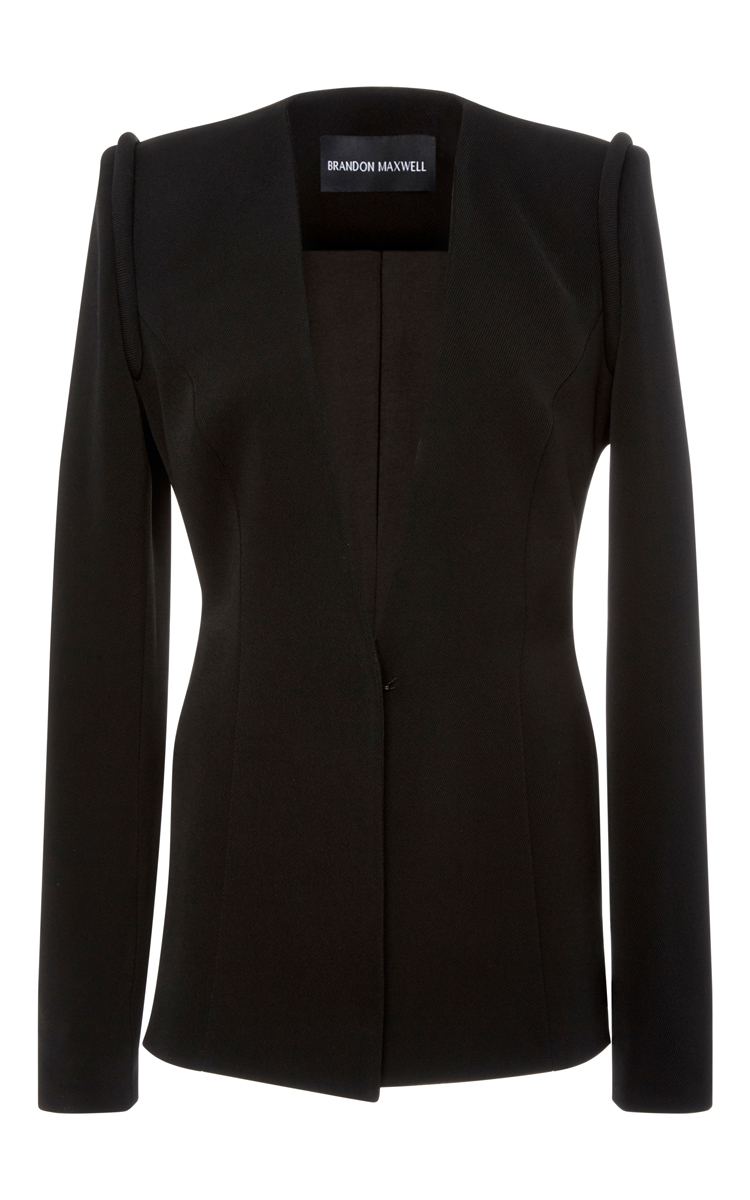 Brandon Maxwell Jackets Tailored Suiting Jacket