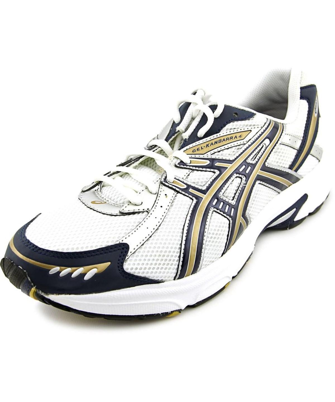 Asics Sports ASICS GEL-KANBARRA 4   ROUND TOE SYNTHETIC  RUNNING SHOE