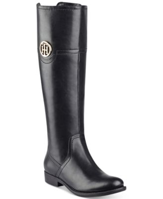 Tommy Hilfiger Low heels Tommy Hilfiger Silvana Riding Boots