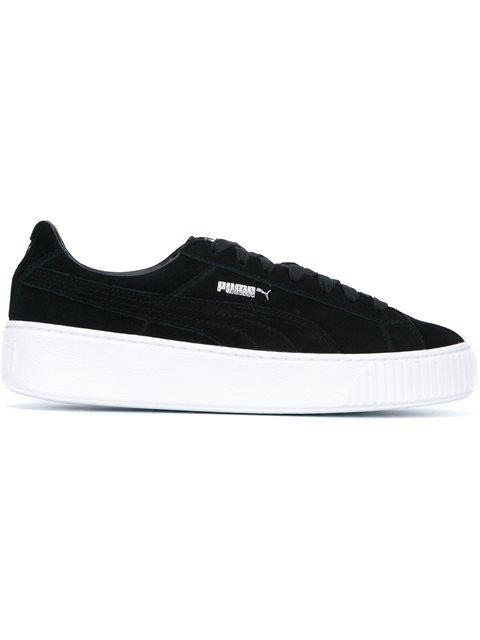 Puma Suedes platform sneakers