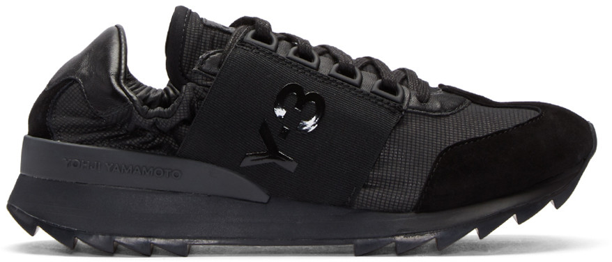 Black Rhita Sport Sneakers