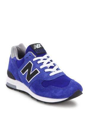 New Balance Suedes 1400 Explore by Air Suede Sneakers