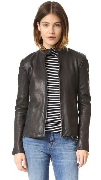 Atm Anthony Thomas Melillo Leathers Leather Moto Jacket