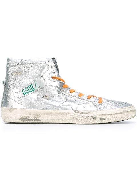 Golden Goose Leathers '2.12' hi-top sneakers