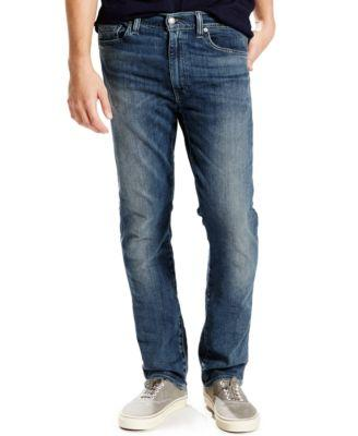 Levi's Men's 513 Slim Straight Fit Stretch Jeans
