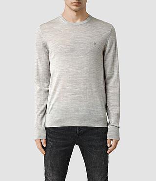Allsaints Wools Mode Merino Crew Sweater