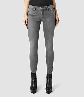 Allsaints Skinny jeans Mast Jeans / Washed Grey