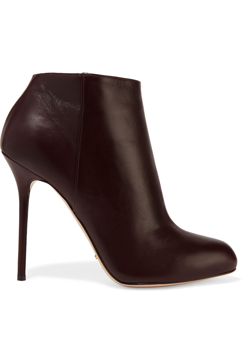 Sergio Rossi Leathers Leather ankle boots