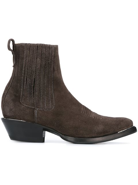 Ash Suedes 'TEXAS' BOOTS