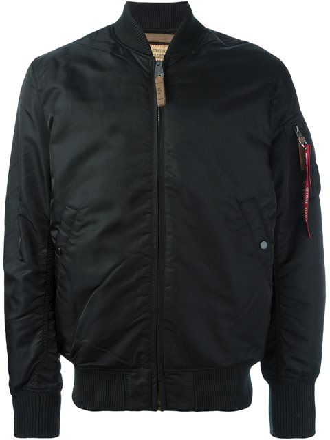 Alpha Industries Bomber jackets PADDED BOMBER JACKET