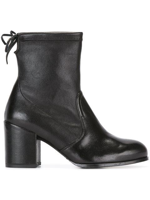 Stuart Weitzman Leathers 'Shorty' boots