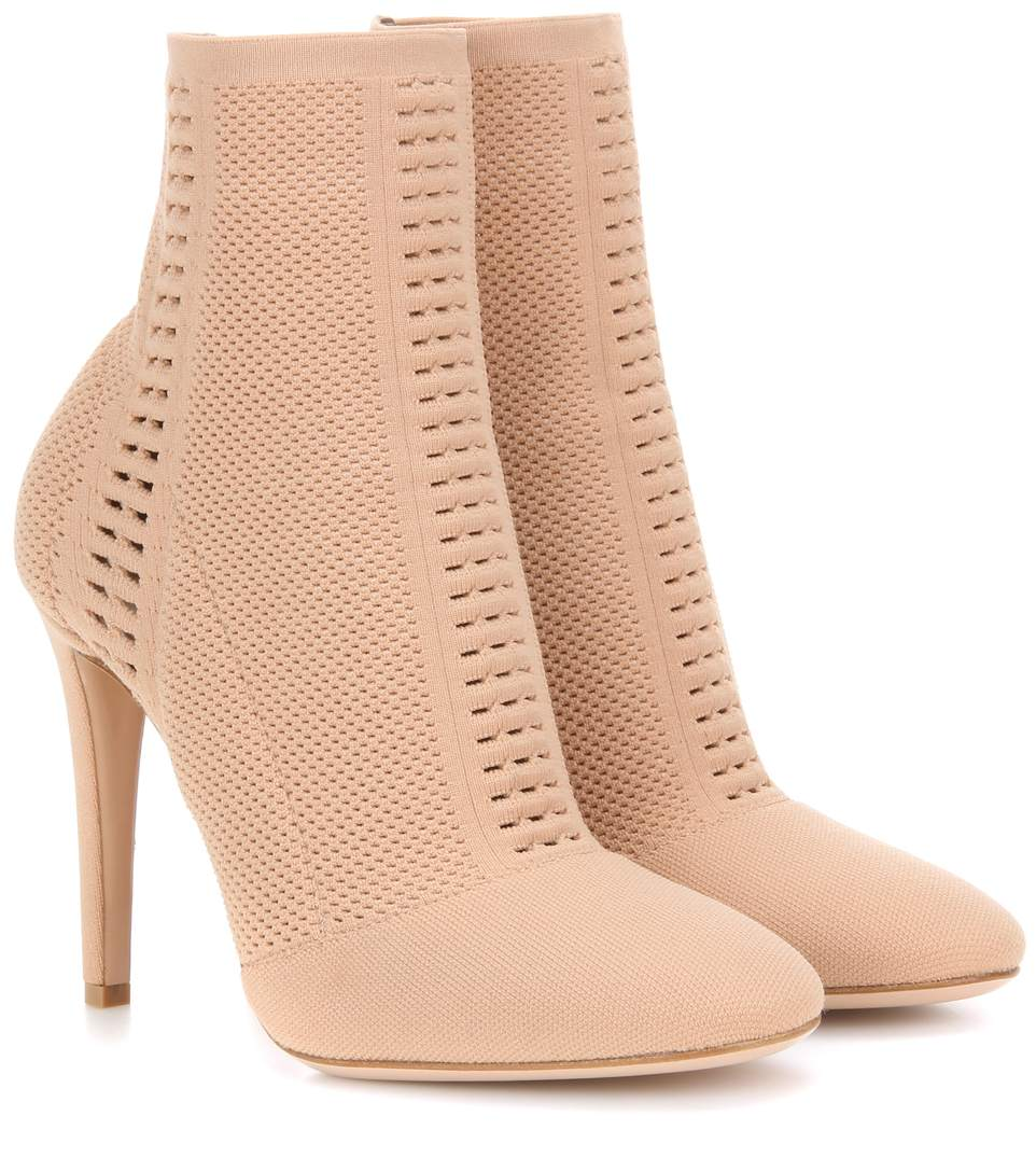 EXCLUSIVE TO MYTHERESA.COM - VIRES KNITTED ANKLE BOOTS