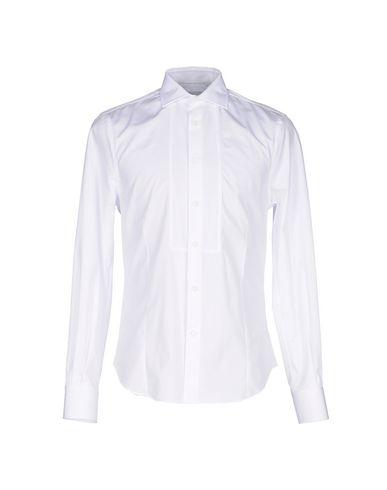 Ermanno Scervino Solid colour shirt