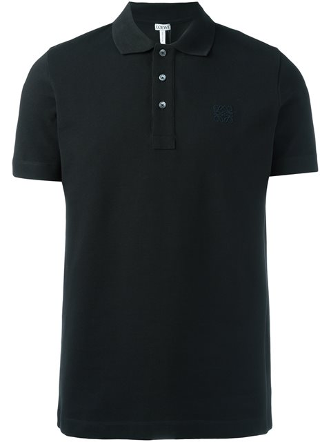 LOEWE Cottons classic polo shirt