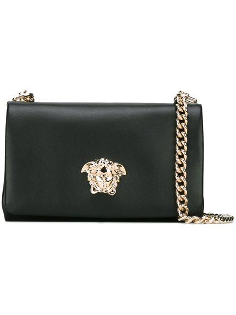 Black Small Palazzo Sultan Bag