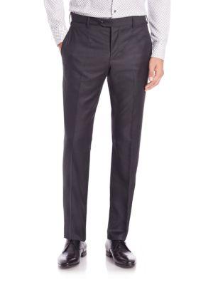 Giorgio Armani Wools Wool Trousers