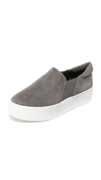 WARREN PLATFORM SNEAKERS