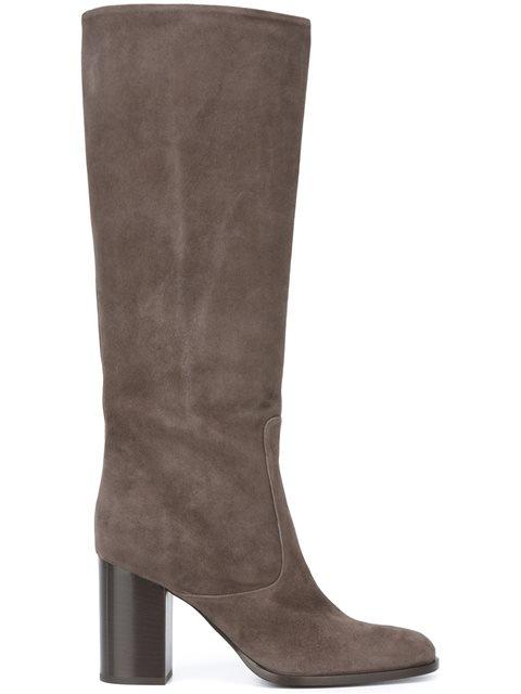 VERONIQUE BRANQUINHO knee high boots