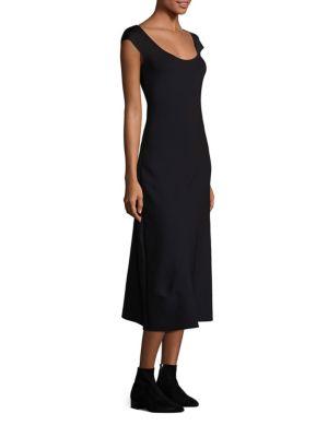 The Row Dresses Rhode Scuba A-Line Dress