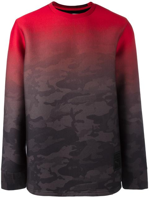 Puma Sweatshirts Puma x Trapstar crew neck sweatshirt