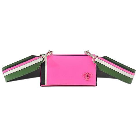 Emilio Pucci Leathers Mini Bag