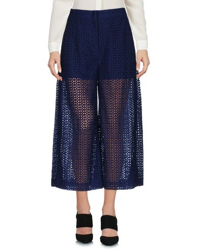 Msgm Cottons 3/4-length trousers