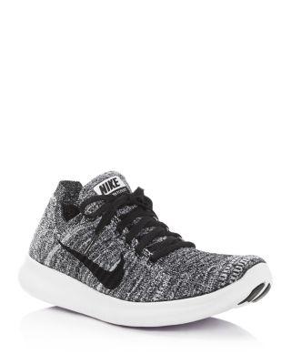 Nike Lace-ups Women's Free RN Flyknit Lace Up Sneakers
