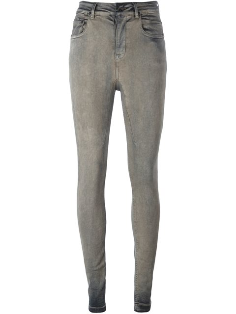 Rick Owens Drkshdw Downs skinny jeans