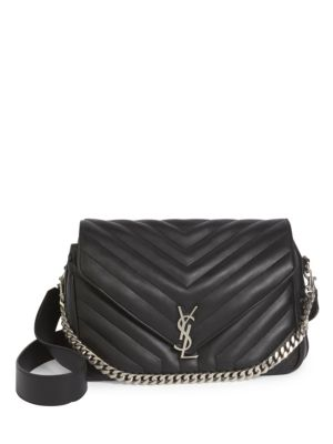 Loulou Monogram extra-large quilted leather shoulder bag