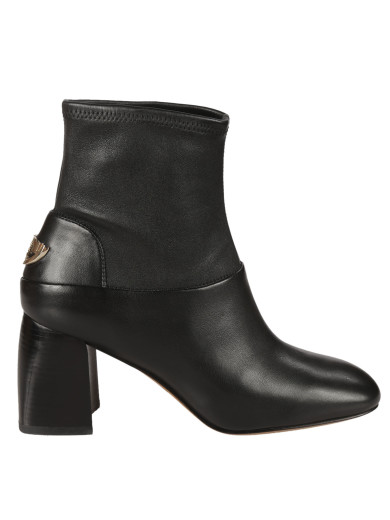 Tory Burch Leathers Tory Burch Sidney Ankle Boots
