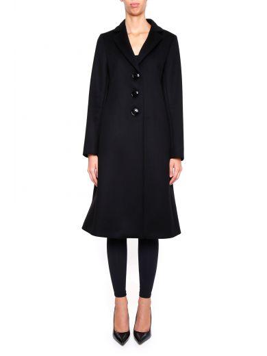 Salvatore Ferragamo Wools Pure Wool Coat