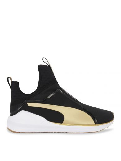 Puma Sneakers Puma Fierce Gold High Top Sneakers