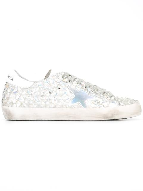 Golden Goose Leathers WHITE