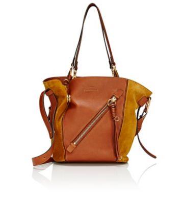 Chloé Leathers Myer Small Shoulder Bag