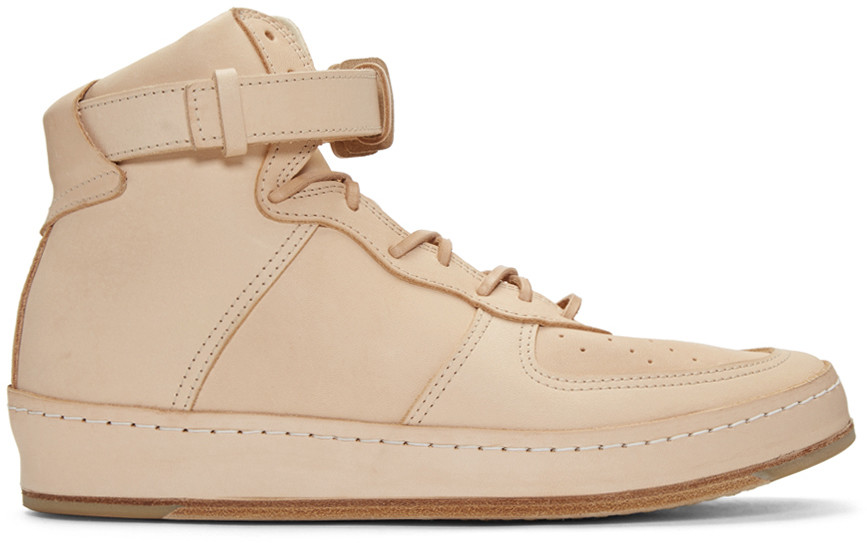 Beige Manual Industrial Products 01 Sneakers
