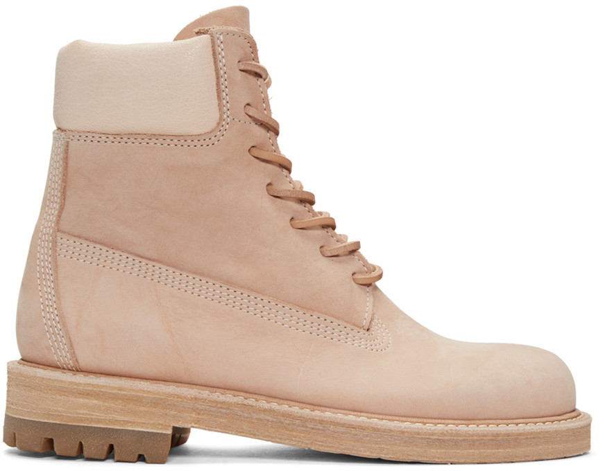 Beige Manual Industrial Products 14 Boots