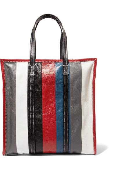 Arena Leather Bazar Medium Shopper Tote Bag