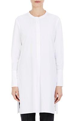 Isabel Marant Cottons Minea Cotton Tunic Shirt